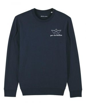 Sweatshirt brodé à Strasbourg