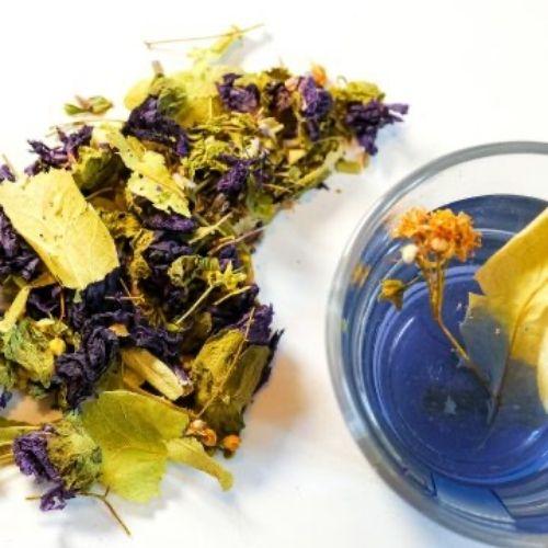 thé Bluema