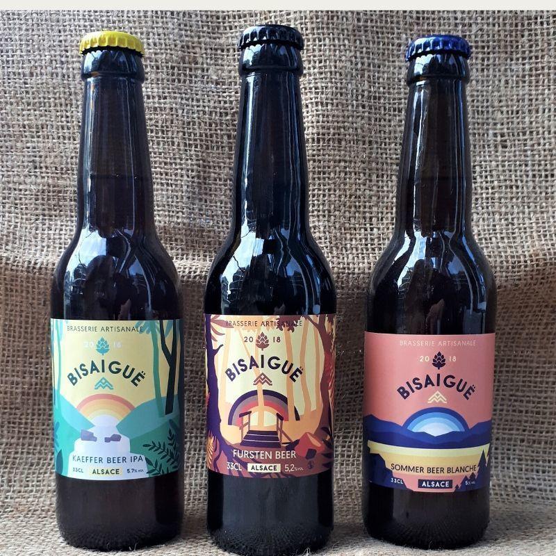 Bières Gsundgo