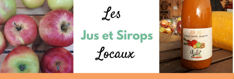 Jus et Sirops