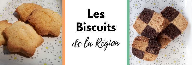 Les Biscuits de la Région