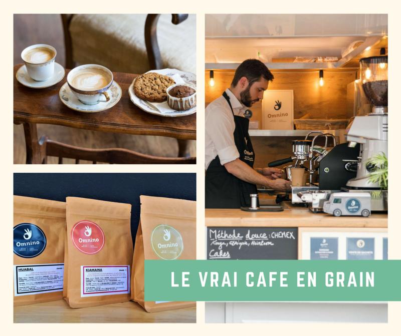 Le vrai Café en Grain