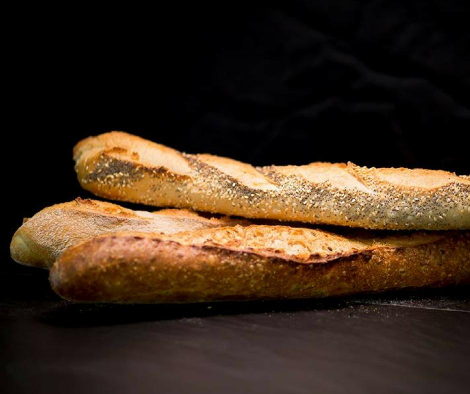La maison aux pains