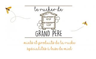 Logo Le Rucher Du Grand-Père