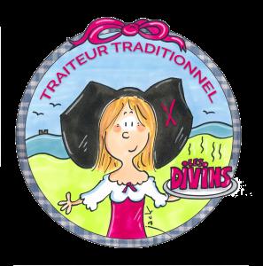 Logo Les Divins