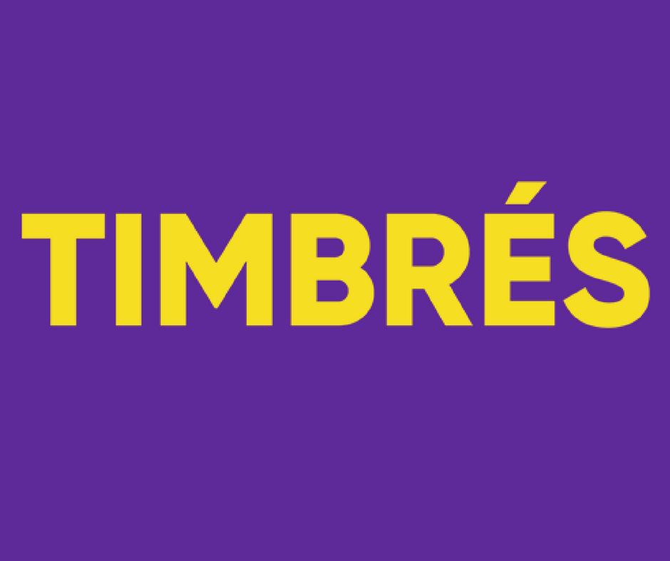 Logo Les Timbrés