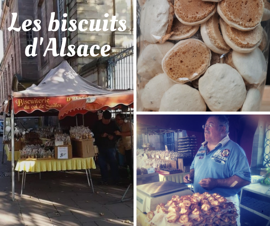 Biscuits d'Alsace