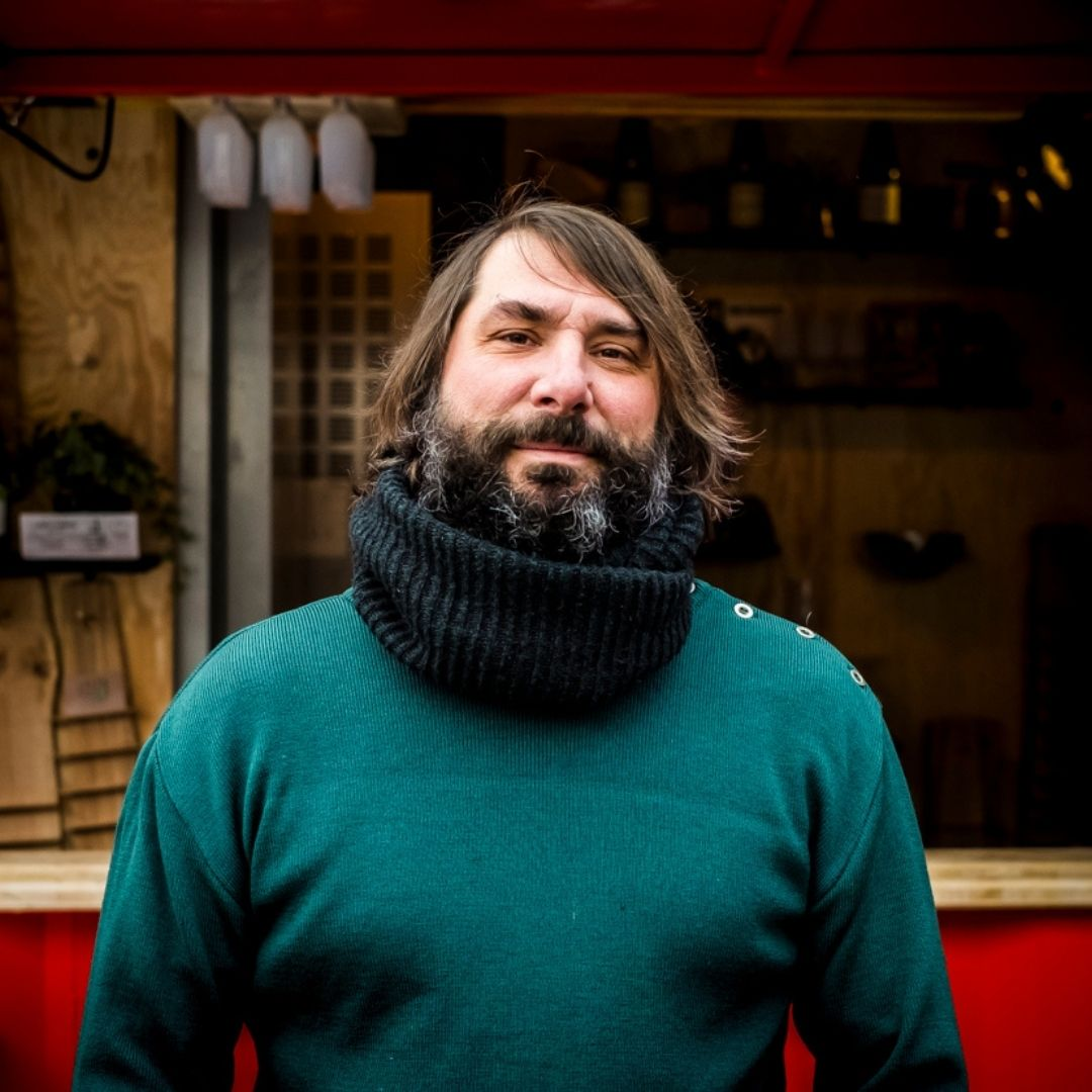 Green Oyster Cult François Cyril