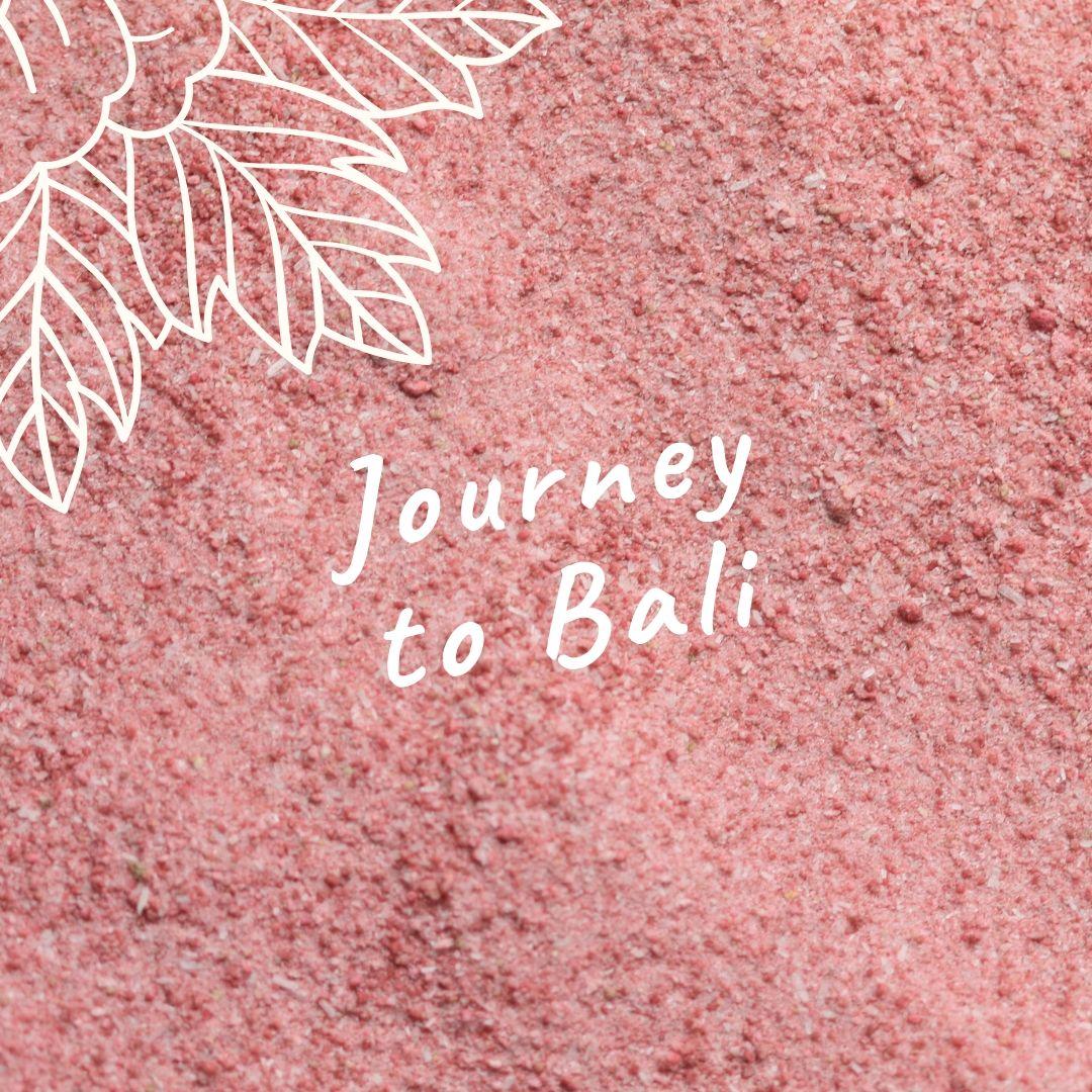 Journey to Bali