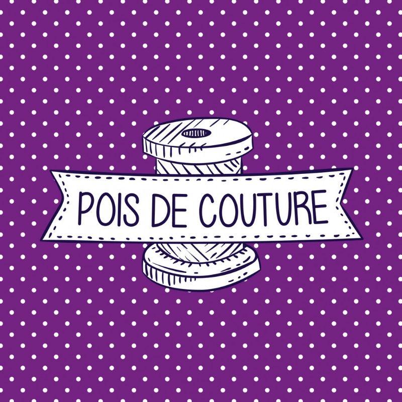 Logo Pois de Couture