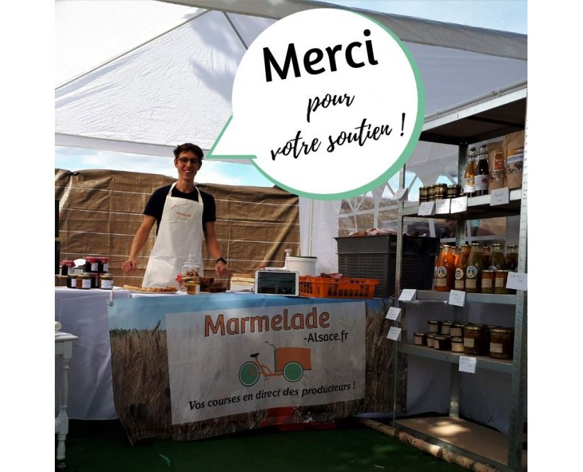 On vous invite à un gouter local !